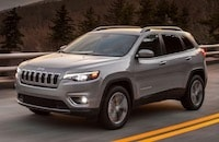 Jeep Cherokee maintenance schedule