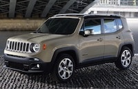Jeep Renegade maintenance schedule