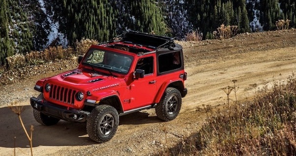 All-new 2018 Jeep Wrangler JL available near Long Beach