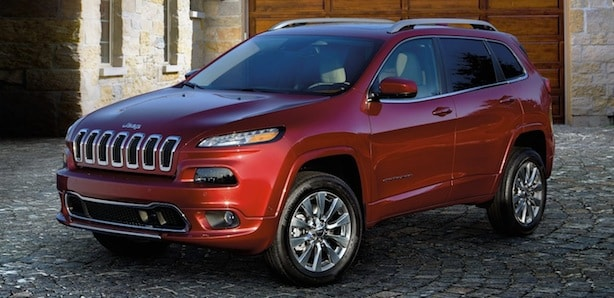 Long Beach area 2017 Jeep Cherokee dealer