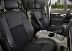 2017 Dodge Grand Caravan seating