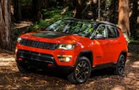 2018 Jeep Compass near Huntington Beach