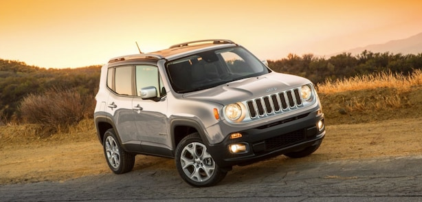 2018 Jeep Renegade available near Long Beach