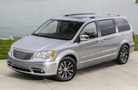 Los Angeles area 2016 Chrysler Town and Country