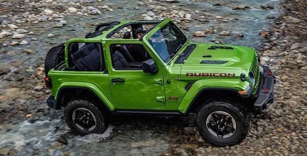 2019 Jeep Wrangler Rubicon awards