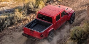 2020 Jeep Gladiator off-road