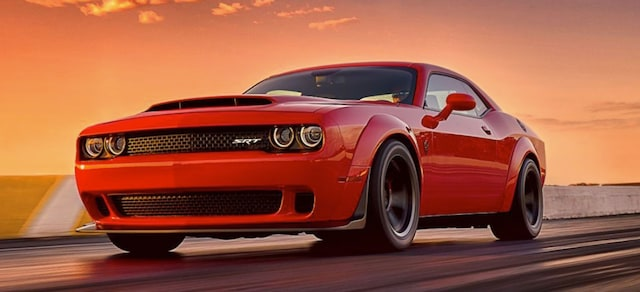 2018 Dodge Challenger SRT Demon available near Huntington Beach