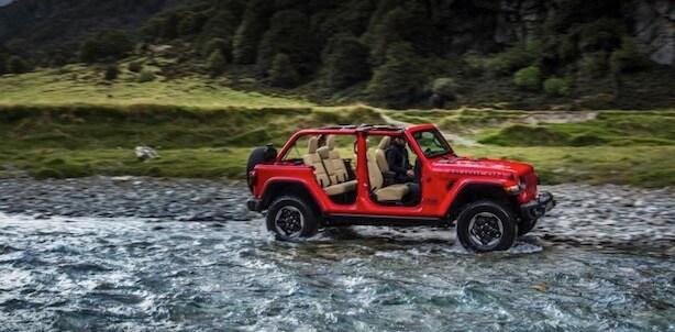 2018 Jeep Wrangler available near Huntington Beach