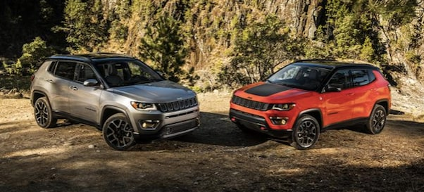 New Jeep models available near Los Angeles