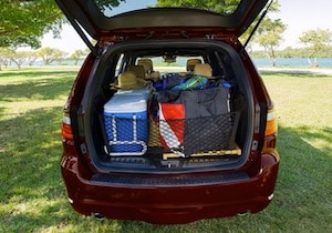 2017 Dodge Durango cargo space