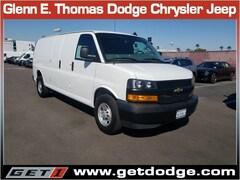 2018 Chevrolet Express 2500 Work Van Van Extended Cargo Van
