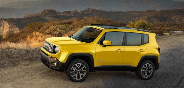 2017 Jeep Renegade available near Huntington Beach
