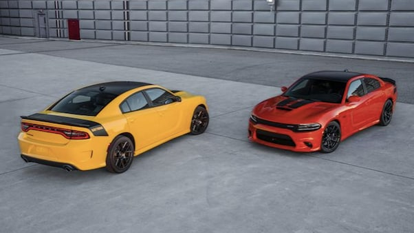 2017 Dodge Charger special editions