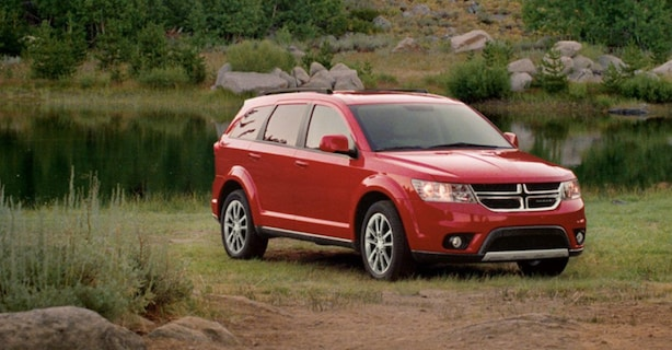 2018 Dodge Journey available near Long Beach