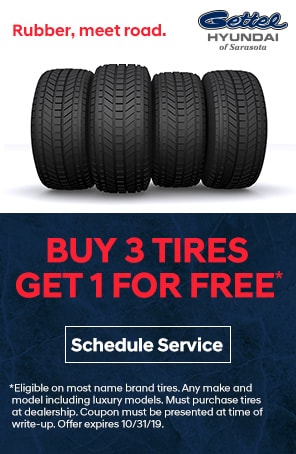Buy 3 Tires Get 1 for Free*