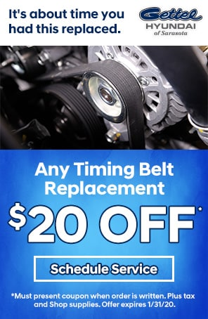 Any Timing Belt Replacement