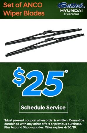 Set of ANCO Wiper Blades Specials