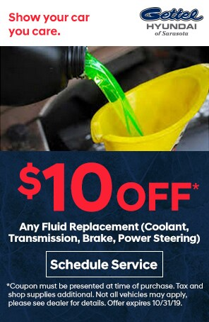 Any Fluid Replacement