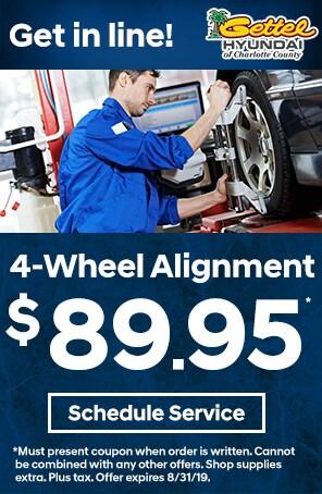 4- Wheel Alignment