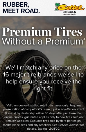 Premium Tires Without a Premium