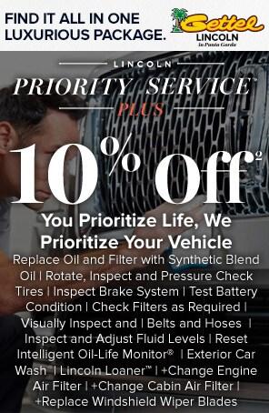 Priority Service Plus