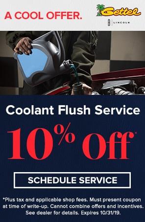 Coolant Flush