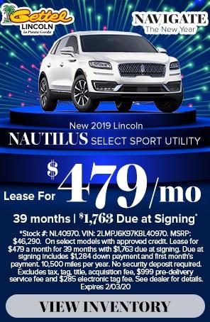Nautilus lease