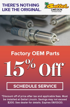 Factory OEM Parts Special