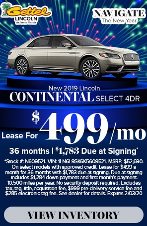 Continental lease