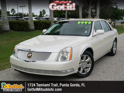 Used 2007 Cadillac Dts For Sale At Gettel Lincoln Vin 1g6kd57y67u215376