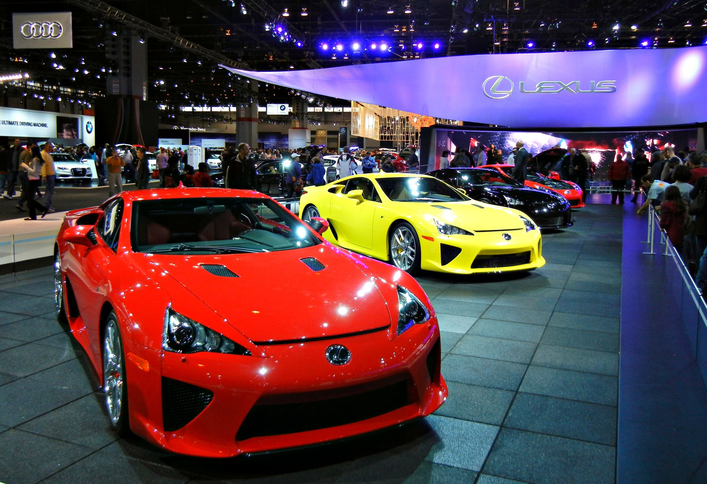 Gezon Motors blog - Benefits of Auto Show