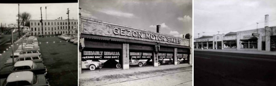 the history gezon motors gezon motors. Black Bedroom Furniture Sets. Home Design Ideas