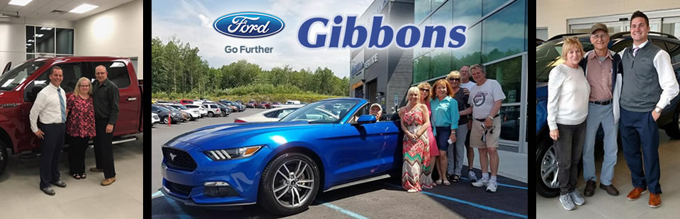 Gibbons Ford customer appreciation