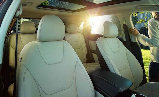 Ford Escape interior available near Wilkes-Barre