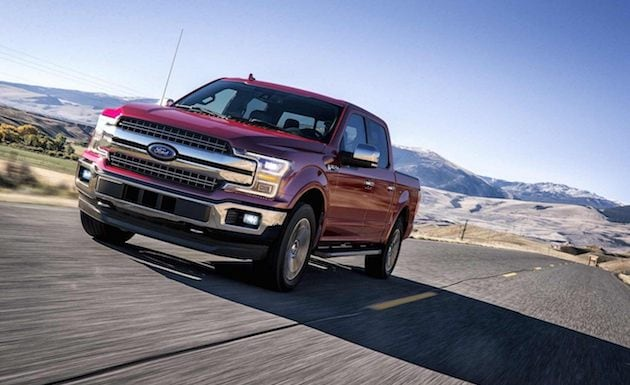 2018 Ford F-150 EcoBoost available near Scranton