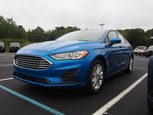 New 2019 Ford Fusion SE Sedan for sale in Dickson City, PA