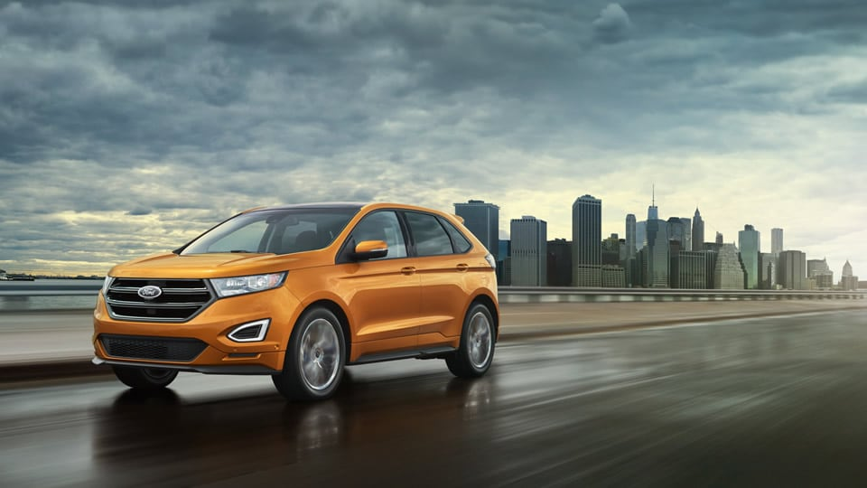 Ford Edge Maintenance Schedule