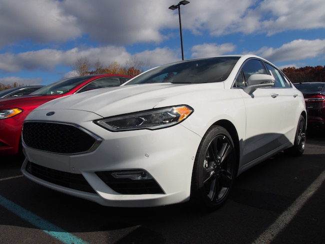 New 2019 Ford Fusion V6 Sport Sedan for sale in Dickson City, PA
