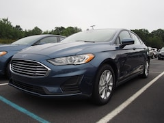 New 2019 Ford Fusion SE Sedan 3FA6P0HD7KR101607 for sale in Dickson City, PA
