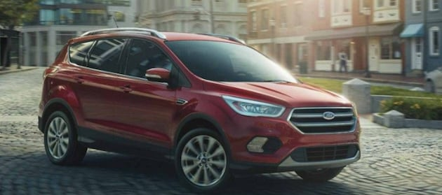 2018 Ford Escape near Tunkhannock