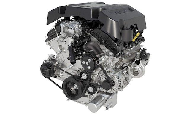 2018 Ford F-150 Raptor DOHC 24-valve 3.5L EcoBoost®