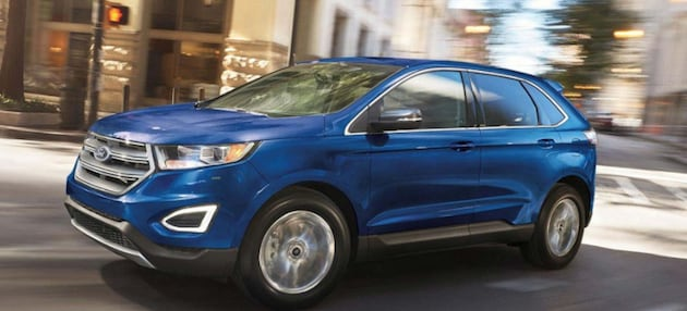 2018 Ford Edge near Tunkhannock