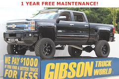 Used 2015 Chevrolet Silverado 2500 High Country Crew Cab 4WD Crew Cab 153.7 High Country for Sale near Orlando at Gibson Truck World