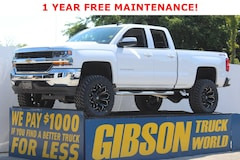 Used 2019 Chevrolet Silverado 1500 LD LT Leather 4WD Double Cab LT w/2LT for Sale in Sanford at Gibson Truck World