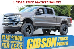New 2019 Ford F-250 Lariat Value Package Crew Cab LARIAT 4WD Crew Cab 6.75 Box for Sale in Sanford, FL, at Gibson Truck World