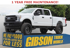 Used 2018 Ford F-250 Crew Cab XL 4WD Crew Cab 6.75 Box for Sale in Sanford at Gibson Truck World