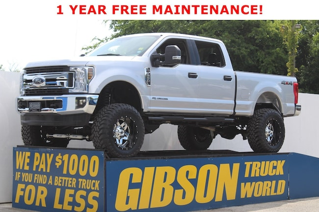 2018 Ford F-250 XLT Leather Crew Cab Center Console XLT 4WD Crew Cab 6.75 Box