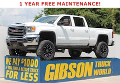 New 2018 GMC Sierra 2500 SLE Leather Z71 Crew Cab 4WD Crew Cab 153.7 SLE for Sale in Sanford, FL, at Gibson Truck World