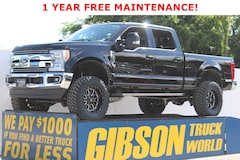 Used 2017 Ford F-250 Lariat Ultimate Crew Cab Lariat 4WD Crew Cab 6.75 Box for Sale in Sanford, FL, at Gibson Truck World