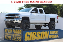 New 2019 Chevrolet Silverado 1500 LD LT Leather 4WD Double Cab LT w/1LT for Sale in Sanford, FL, at Gibson Truck World